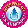 Super efficace - con ammoniaca